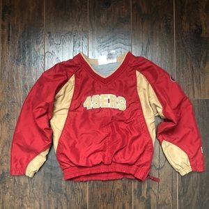 NFL 49ers sweatshirt